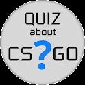 Quiz about CS:GO icon