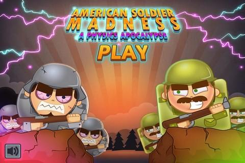 American Soldier Madness Delux