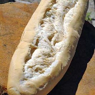 Pan Cubano -- Cuban Bread.