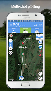 GOLFLER Rangefinder & Golf GPS screenshot 5