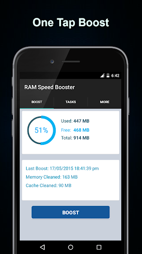 RAM Speed Booster