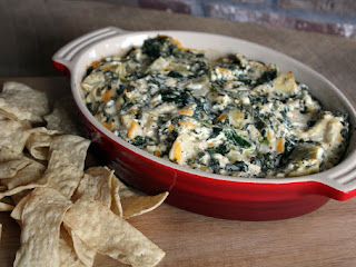 Delicious Spinach Artichoke Dip Recipe