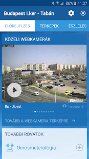 Időkép- screenshot thumbnail