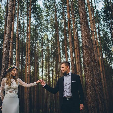 Wedding photographer Bartłomiej Dumański (dumansky). Photo of 20.01.2018