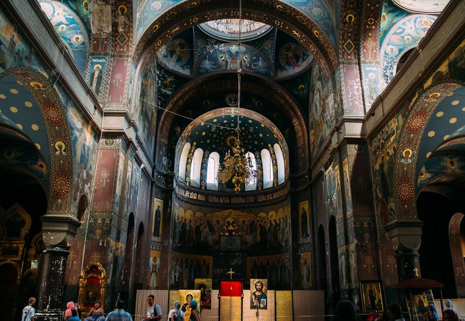 Ново-Афонский Симоно-Кананитский монастырь