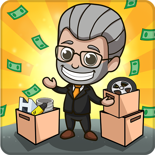 Idle Factory Tycoon 1 8 0 APK for Android