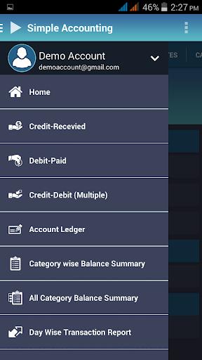 Simple Accounting screenshot 3