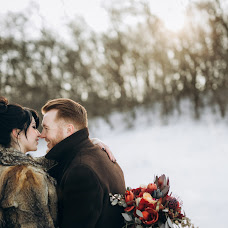 Wedding photographer Aleksandr Varukha (Varuhovski). Photo of 14.02.2018