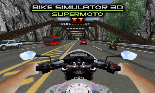 Télécharger Bike Simulator 2 Moto Race Game apk mod screenshots 1