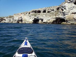 Photo: Sziklák, barlangok és millió kormorán.