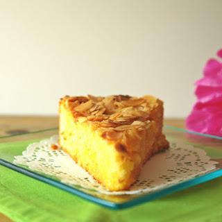 Almond Pie Recipe