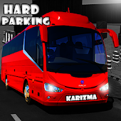 Bus Simulator: Coach Parking Driving Games 3D