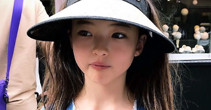 Korean-American Child Model Ella Gross Has Reportedly Signed