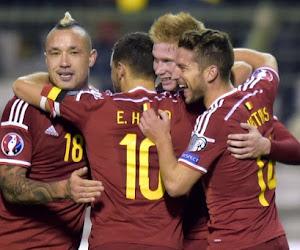 Remportez deux tickets pour Belgique - Italie