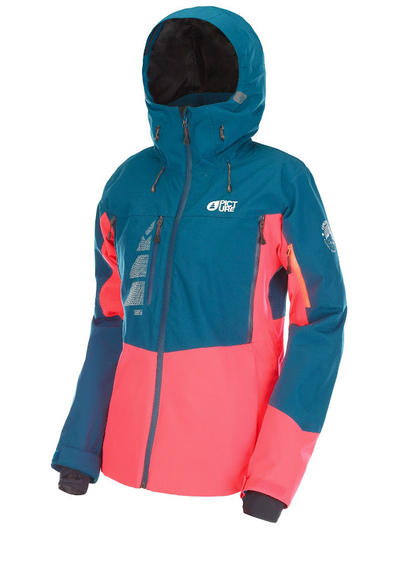 Picture Organic Clothing - Weekend Jacket / Coral