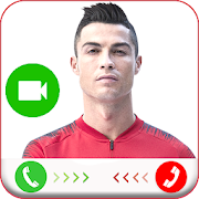 Fake Ronaldo Video Call