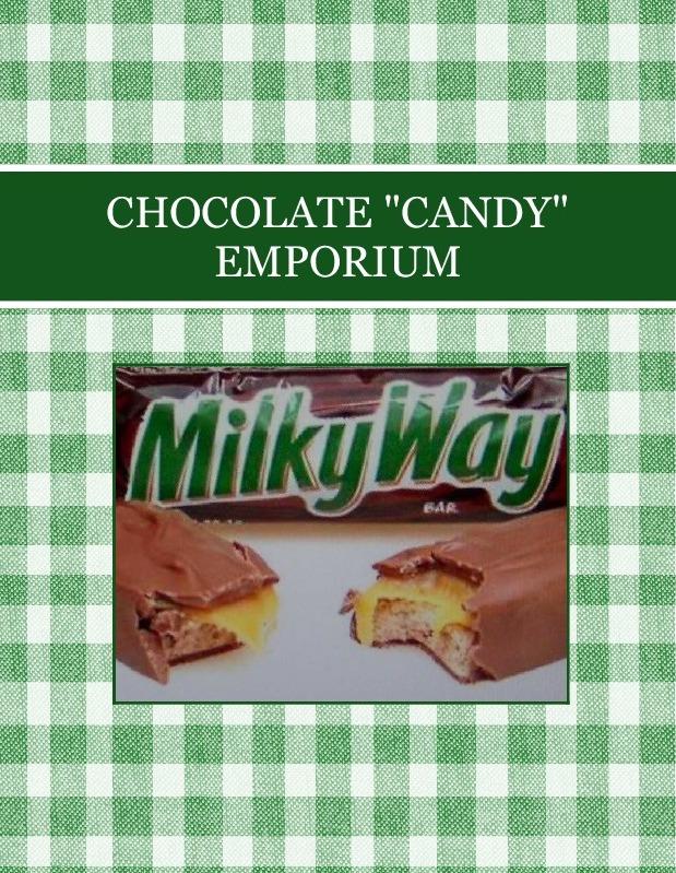 """CHOCOLATE """"CANDY"""" EMPORIUM"""