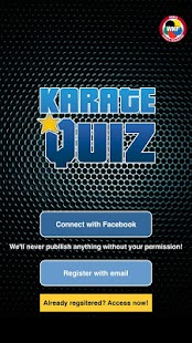 Karate Quiz- screenshot thumbnail