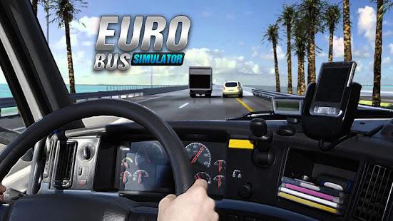 Game Euro Bus Simulator 2018 APK for Windows Phone