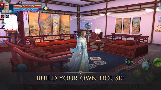 Jade Dynasty Mobile: Your pocket open world MMORPG 1.321.0 screenshots 2