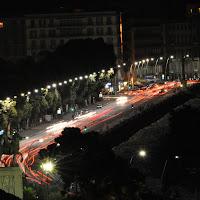 Napoli - Via Caracciolo in scia.... di