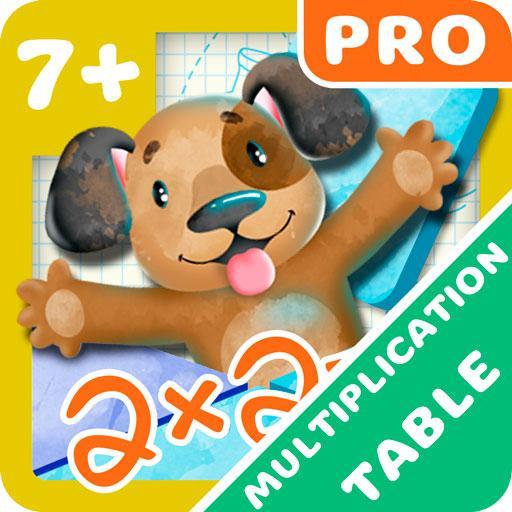 Multiplication table ANIMATICS PRO