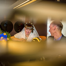 Wedding photographer Sergey Vandin (sergeyvbk). Photo of 23.03.2015
