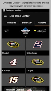 NASCAR MOBILE- screenshot thumbnail