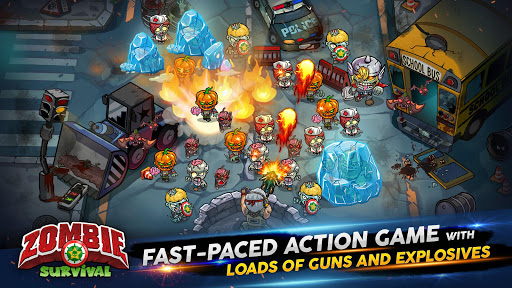 Game Zombie Survival 2019: Game of Dead Mod Free Download /