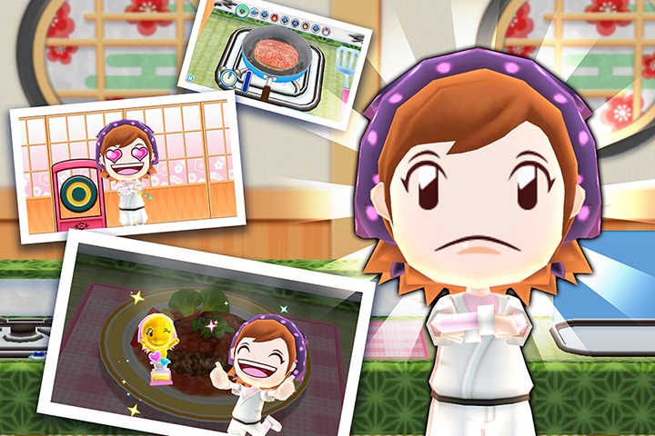 COOKING MAMA Let's Cook!- screenshot