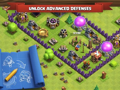 Clash of Clans MOD 10.134.18 (Unlimited Money) Apk 10