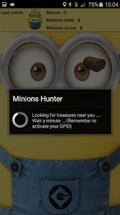 Minions Hunter FREE - náhled