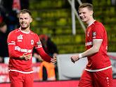 Simen Juklerod (Antwerp) était satisfait après la large victoire à Eupen (1-4)