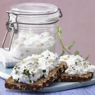 Zucchini and Herb Cheese Spread