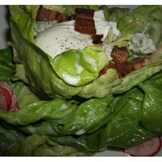Bacon Blue Cheese Dressing.