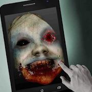 مخيف هالوين شاشة مزحة