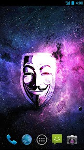 Anonymous Wallpapers - náhled