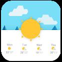 Lollipop Card UI Style Widget icon