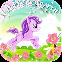 Little Running Pony 3 icon