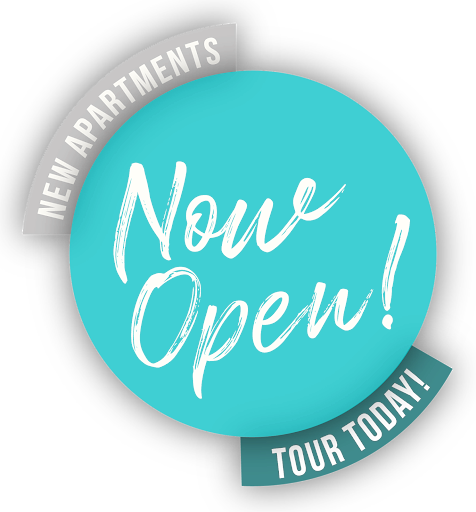 New Apartments + Now Open! + Tour Today!
