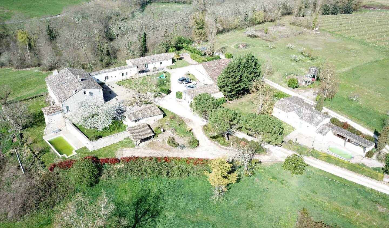 House Sainte-Foy-la-Grande