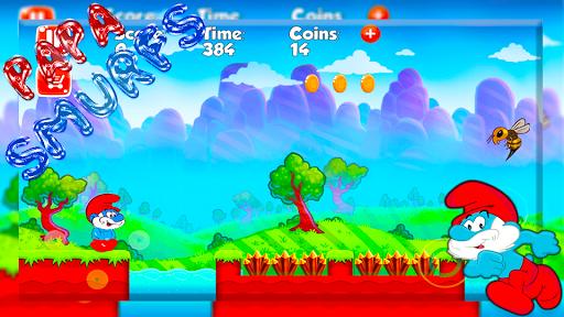 Papa Adventure Smurf Leps World 1.0 screenshots 4