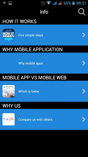 Telic Apps screenshot 11
