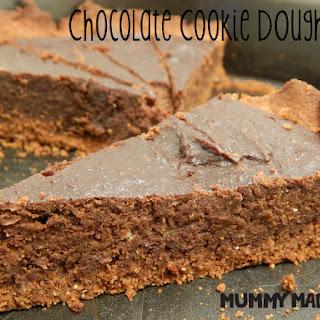Chocolate Cookie Dough Pie.