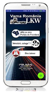 Vama Romania LKW - Doar pentru camioane ! - náhled