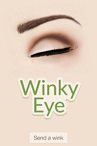 android WinkyEye Screenshot 1