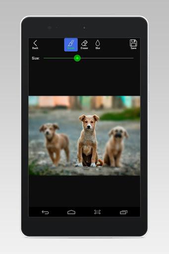 DSLR Camera Effect Maker 2.6 screenshots 8