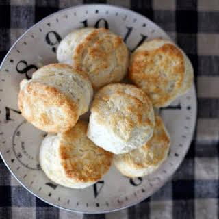 Cracker Barrel Biscuits.