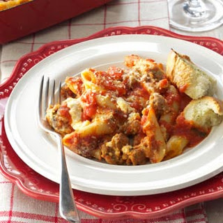 Mostaccioli With Italian Sausage Recipes