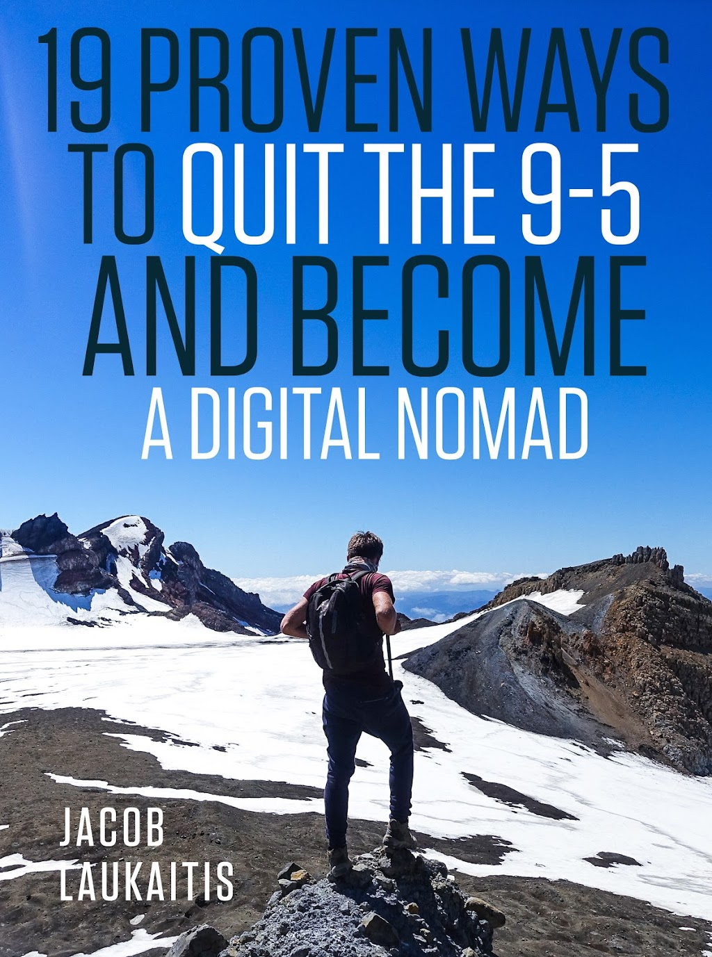 quit the 9-5 and become a digital nomad